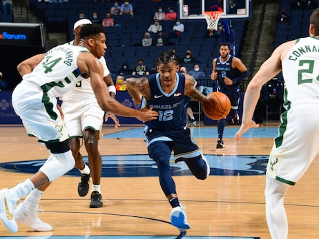 Postgame Report: Grizzlies fall to Bucks in final seconds 112-111