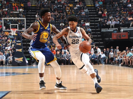 Grizzlies vs. Warriors photos 4.10.19