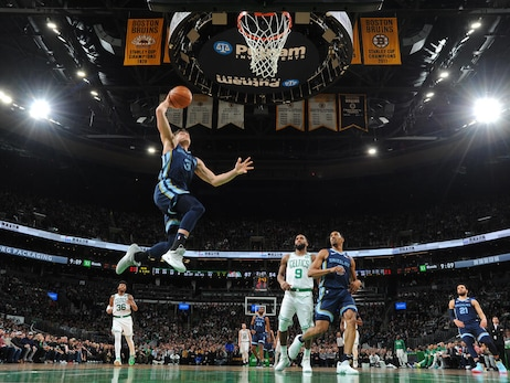 Grizzlies @ Celtics photos 1.22.20