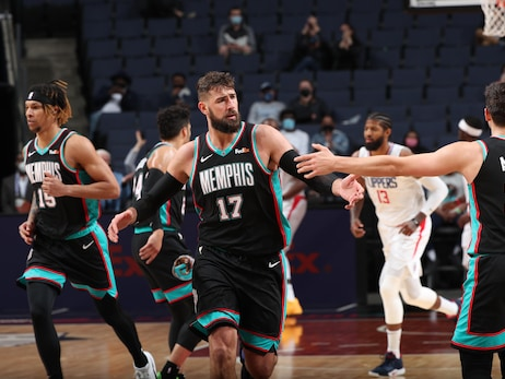 Grizzlies vs. Clippers photos 2.25.21