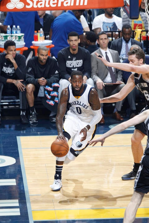 San Antonio Spurs v Memphis Grizzlies - Game Six