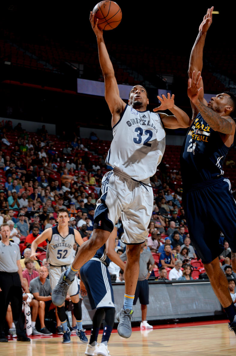 2017 Las Vegas Summer League - Utah Jazz v Memphis Grizzlies