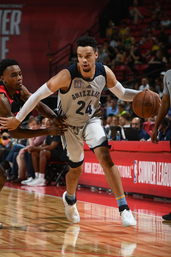 2017 Las Vegas Summer League - Portland Trail Blazers v Memphis Grizzlies