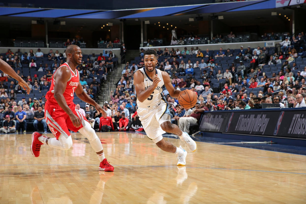 Houston Rockets v Memphis Grizzlies