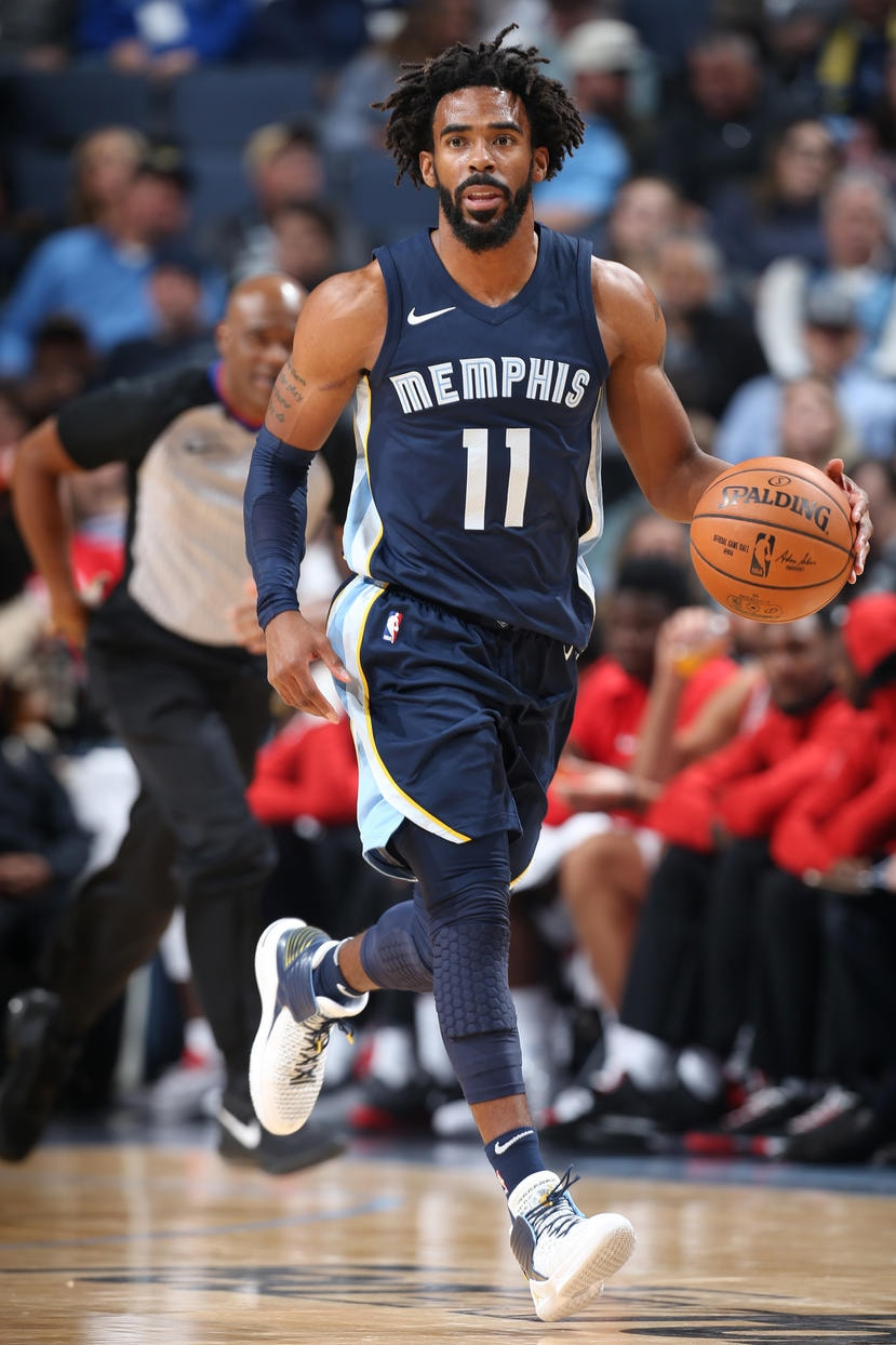mike conley - photo #26
