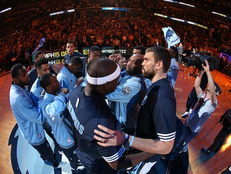 Photos: Grizzlies vs. Cavaliers