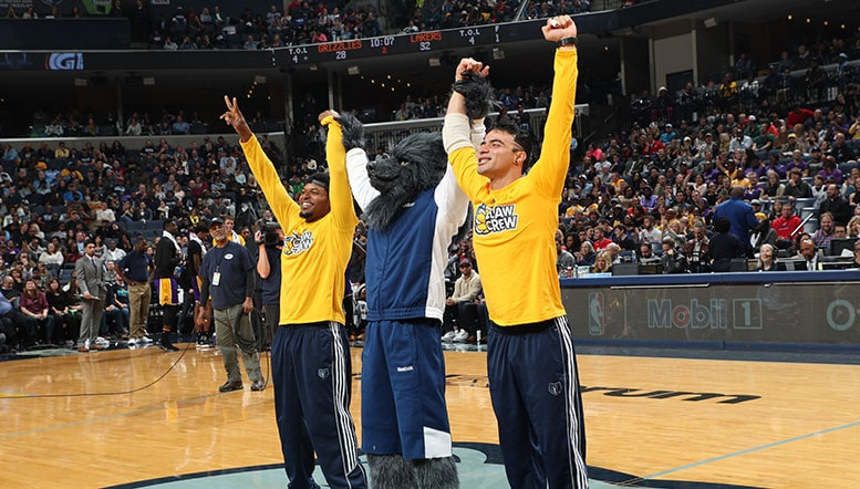 Memphis Grizzlies add two additional stops to 2017 Regional Caravan Tour