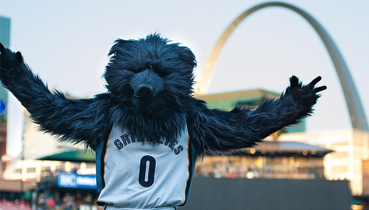 Grizz in St. Louis
