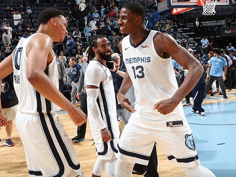 Postgame Report: Holiday's Clutch Free Throws Help Grizzlies Top Timberwolves 108-106