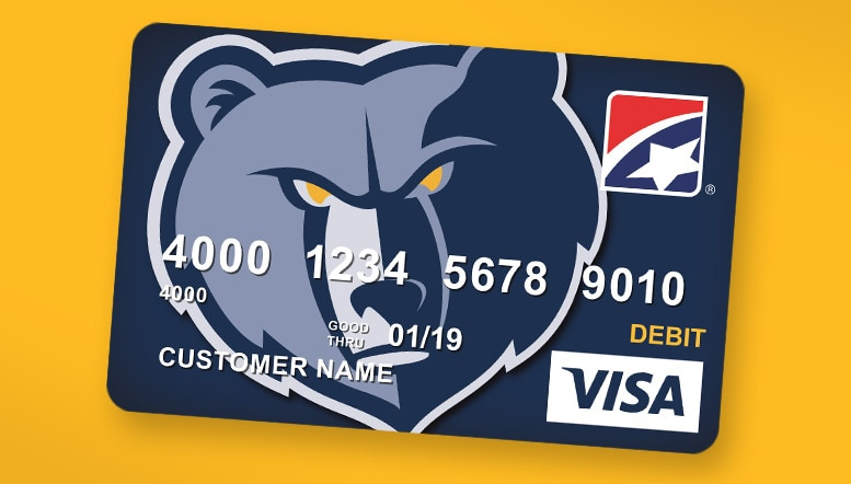 FTB Grizz Debit Card
