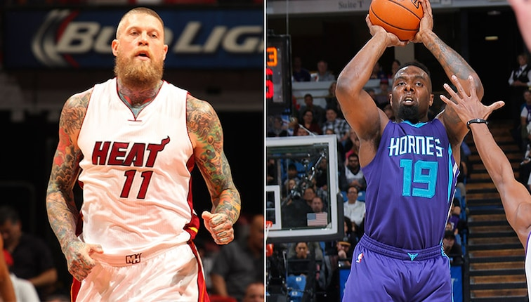 Chris Anderson and P.J. Hairston