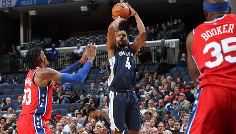 Postgame Report: Grizzlies rally to top Sixers