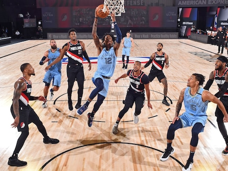 Postgame Report: Grizzlies come up short vs. Portland despite monster game from Ja Morant