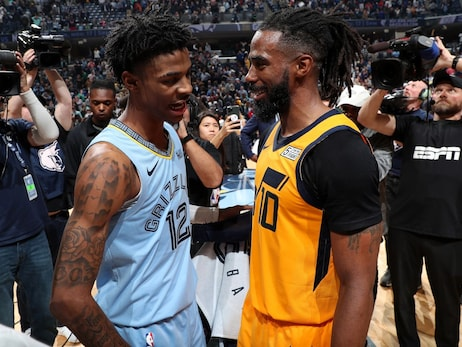 Postgame Report: Grizzlies earn third-straight victory, top Jazz 107-106