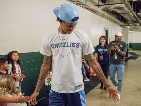 Memphis Grizzlies announce 2019 annual Regional Caravan Tour and fall round town events