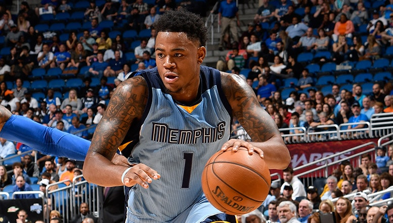 Grizzlies assign Wade Baldwin IV and Jarell Martin to Iowa Energy