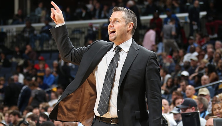 Head Coach Dave Joerger