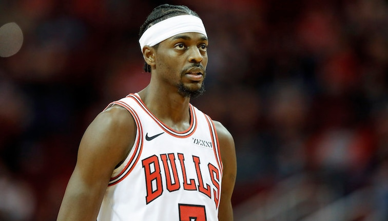 hot sale 3a8fc c3f7b Memphis Grizzlies acquire Justin Holiday from Chicago Bulls ...