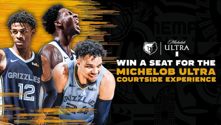 Michelob Ultra Courtside experience