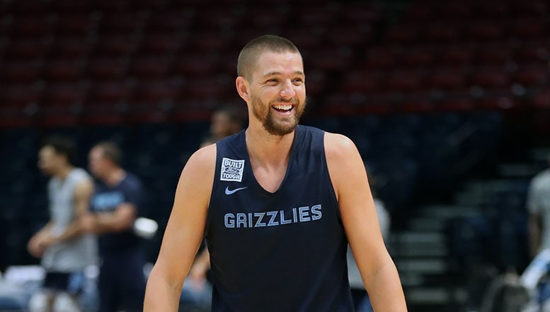 Grizzlies forward Chandler Parsons purchases 1000 tickets to be given away for Friday?s home opener vs. Atlanta Hawks | Memphis Grizzlies