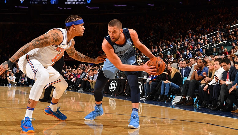 Postgame Cleanup: Grizzlies claw back but fall to Knicks, 88-99  Memphis Grizzlies