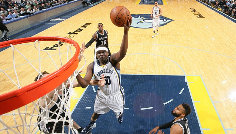 Grizzlies take down Spurs at home 104-96