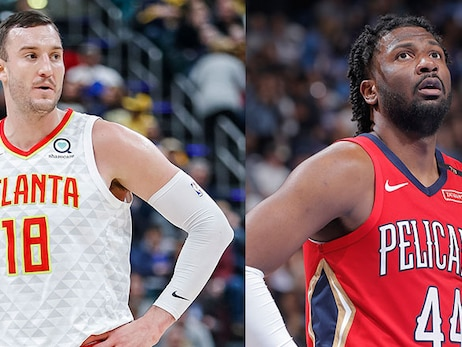 Grizzlies acquire Solomon Hill and Miles Plumlee from Hawks