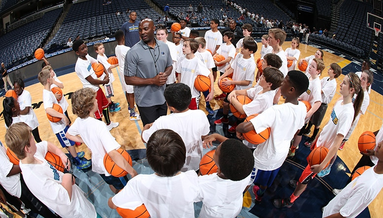 Grizzlies to host Holiday Youth Basketball Programs presented by Nike  Memphis Grizzlies