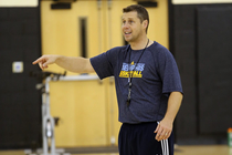 Grizzlies Head Coach David Joerger