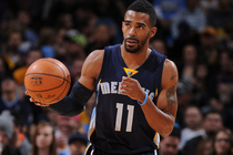 Grizzlies at Nuggets - 1/3/15