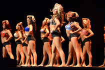 2014/15 Grizz Girl Finale
