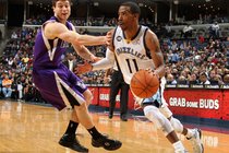 Grizzlies vs. Kings - Jan. 21, 2012 - Gallery Two - 1