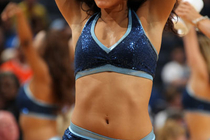 Grizz Girls March 2011