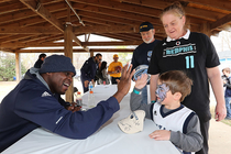 16th Annual MVP Party featuring Grizzlies players and coaches