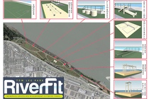 RiverFit - Memphis Grizzlies Riverfront Fitness Trail