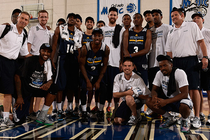 Grizzlies 2015 Summer League team
