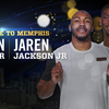 Grizzlies to introduce 2018 Draft Picks Jaren Jackson Jr. and Jevon Carter at Press Conference today at 2pm