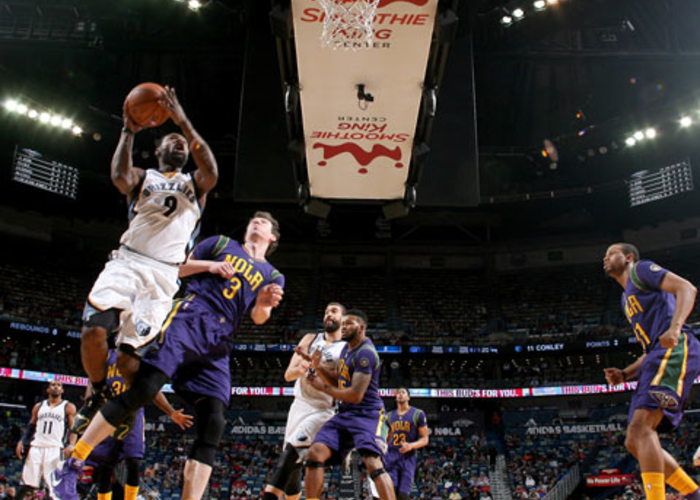 Grizzlies cruise past Pelicans | Memphis Grizzlies