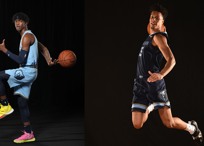 Grizzlies rookies receive recognition in 19-20 Rookie Survey