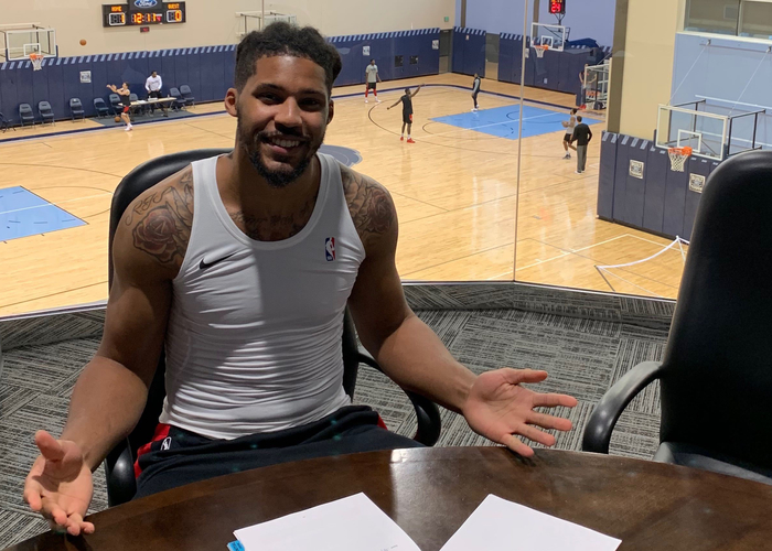 Memphis Grizzlies sign Jarnell Stokes to two-way contract