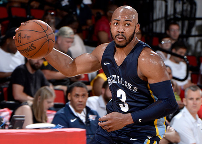 1023b125114 Memphis Grizzlies sign Jevon Carter to multi-year contract