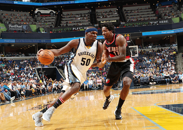MarShon Brooks scores 21 as Grizzlies beat Blazers 108-103