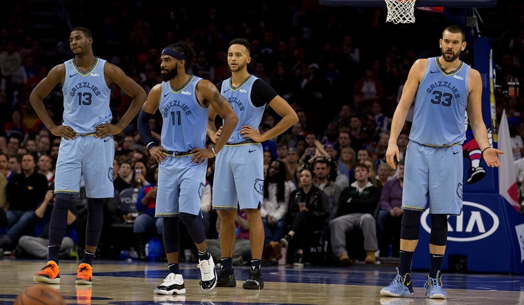 MikeCheck: Grizzlies are 'all frustrated right now' as they chart recovery path from recent slide