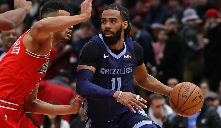 Postgame Report: Grizzlies' Defense Bested By Bulls, Lose 122-110