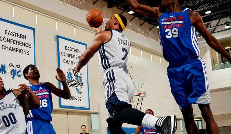 Grizzlies fall to Sixers in Summer League Finale