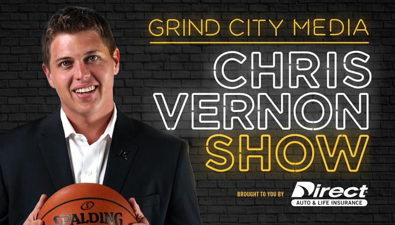 Live @ noon: Chris Vernon Show