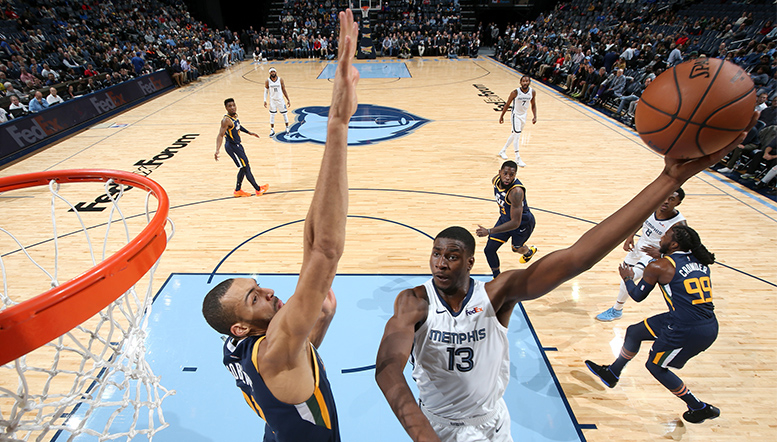 Postgame Report: Grizzlies Suffer First Home Loss to Jazz