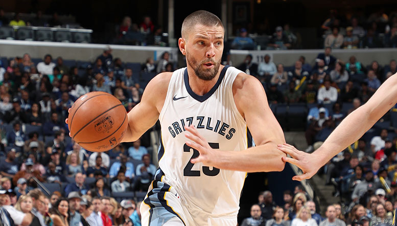 MikeCheck: Grizzlies Offseason Outlook – Chandler Parsons