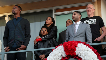PHOTOS: MLK Honorees NCRM Tour