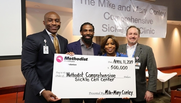 Mike Conley makes half million dollar donation